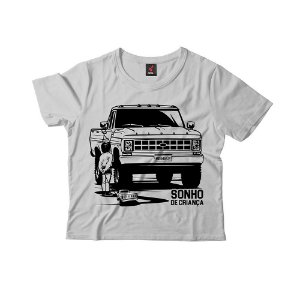 Camiseta Infantil Eloko F1000 Sonho de Criança