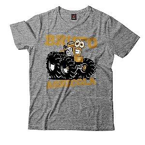 Camiseta Eloko Bruto Agrícola - Amarelo