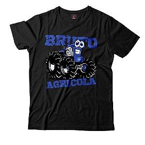 Camiseta Eloko Bruto Agrícola - Azul