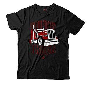 Camiseta Eloko Country Truck - Vermelho