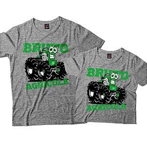 Kit Pai e Filho - Bruto Agricola Verde