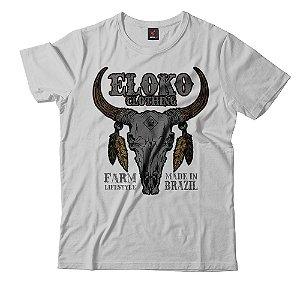 Camiseta Eloko Farm Skull