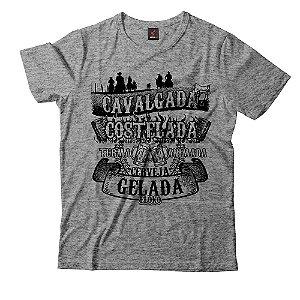 Camiseta Eloko Cavalgada e Costelada