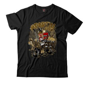 Camiseta Eloko Partiu Roça
