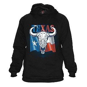 Moletom Eloko Texas Skull
