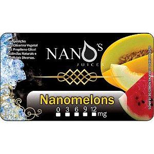 Nanomelons - Melão e Melancia