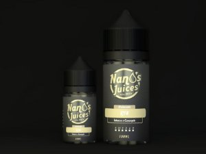 Nano`s juices - RY4 - Tabaco e caramelo