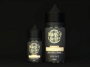 Nano`s juices - Tabacco e Baunilha