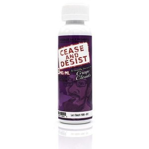 CEASE AND DESIST - Grape Clouds - Uva