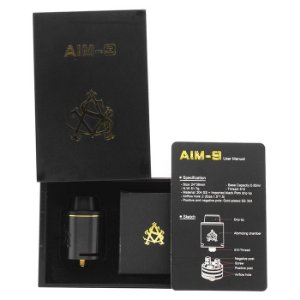 Asvape AIM-9 RDA - (Ø24mm)