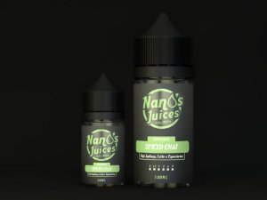 Nano`s juices - SPICED CHAI - Chá indiano