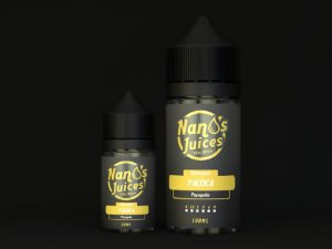 Nano`s juices - Paçoca - Sobremesa de Paçoca