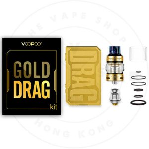 KIT VOOPOO GOLD DRAG  157W