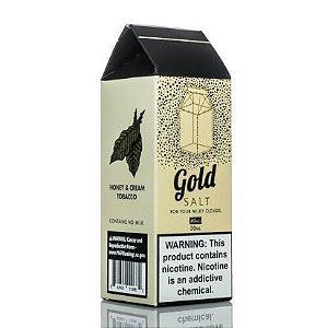 The Milkman  - GOLD SALT
