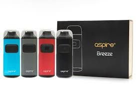 Kit ASPIRE BREEZE AIO - POD SYSTEM