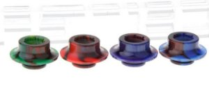 Drip Tip SMOK TFV8 - Resin Wide Bore Color Full