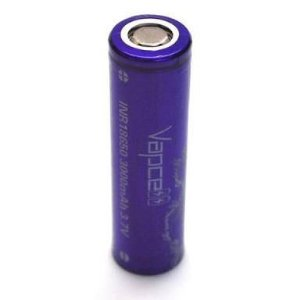 VAPCELL 18650 20A FLAT TOP 3000MAH BATTERY