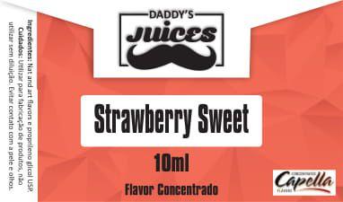 Strawberry Sweet - Capella