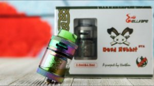 Hellvape Dead Rabbit RTA - (Ø25mm)