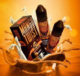Twist Liquids - MANGO CREAM DREAM (LIMITED EDITION)