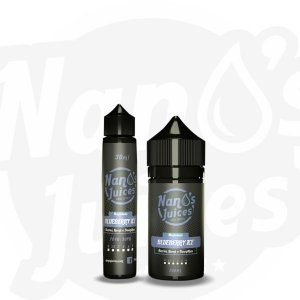 Nano`s juices - Blueberry Ice