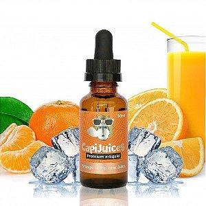 CapiJuices - Orange is the new Juice