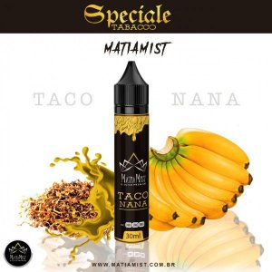 MatiaMist - TACO NANA - SPECIALE TOBACCO