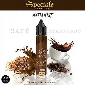 MatiaMist - CAFÉ ATABACADO - SPECIALE TOBACCO