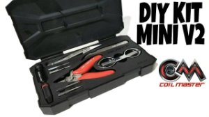Coil Master DIY Kit Mini 2.0