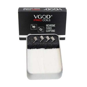 Vgod Pro Cois - FUSED CLAPTON  Ni80