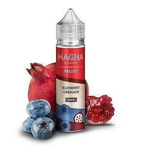 MAGNA E-LIQUID - BLUEBERRY GRENADE