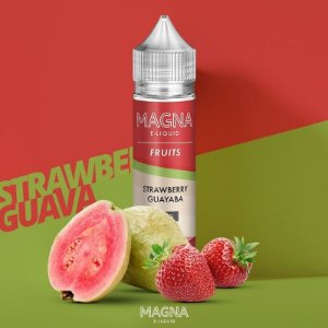MAGNA E-LIQUID - STAWBERRY GUAYABA