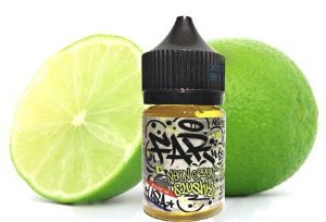 Element E-liquid - Neon Green Slusie Nic salt
