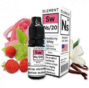 Element E-liquid - Strawberry Whip Nic salt