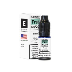 Element E-liquid - Frost Nic salt