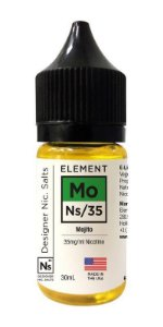 Element E-liquid - Mojito Nic salt