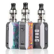 Kit Voopoo Drag Baby Trio - 1500Mah