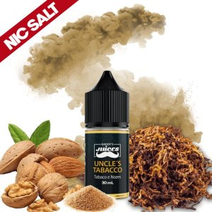 Daddy's Uncle's Tobacco Nic Salt