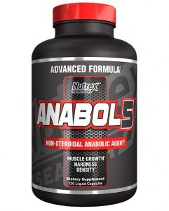 Anabol-5 Black - Nutrex Research