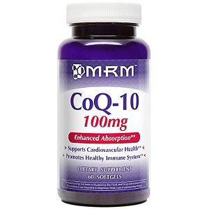 CoQ-10 100mg MRM 60 cápsulas