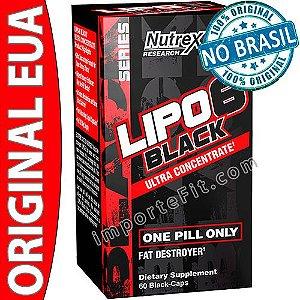 Lipo 6 Black Ultra Concentrado Nutrex