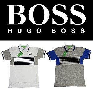 Camisa Gola Hugo Boss - tamanho G