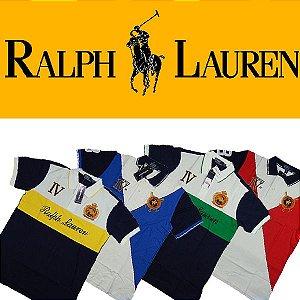 Camisa Polo Ralph Lauren - tamanho GG