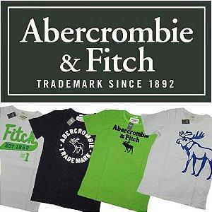 Camiseta Abercrombie & Fitch tamanho G