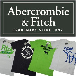 Camiseta Abercrombie & Fitch tamanho GG