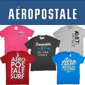 Camiseta Aeropostale - tamanho M