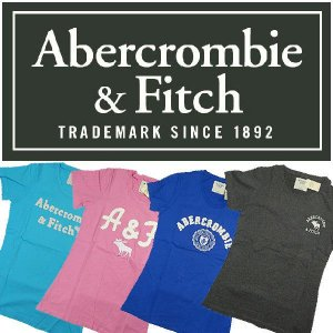 Camiseta Feminina Abercrombie & Fitch tamanho G