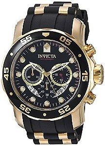 Relógio Invicta 6981 Pro Diver original analógico cronógrafo suíço