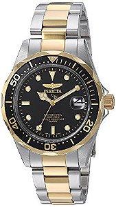 Relógio Invicta 8934 Pro-Diver Collection original em dois tons de aço inoxidável