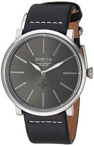 Relógio Invicta I-Force 22930 de aço inoxidável e couro